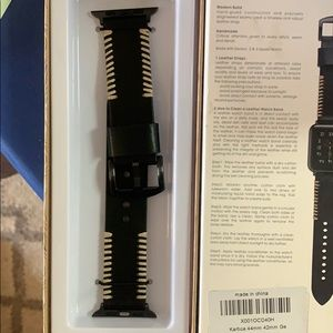 iPhone watch band
